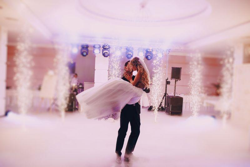 Cours particulier de danse pour préparer l'ouverture de bal