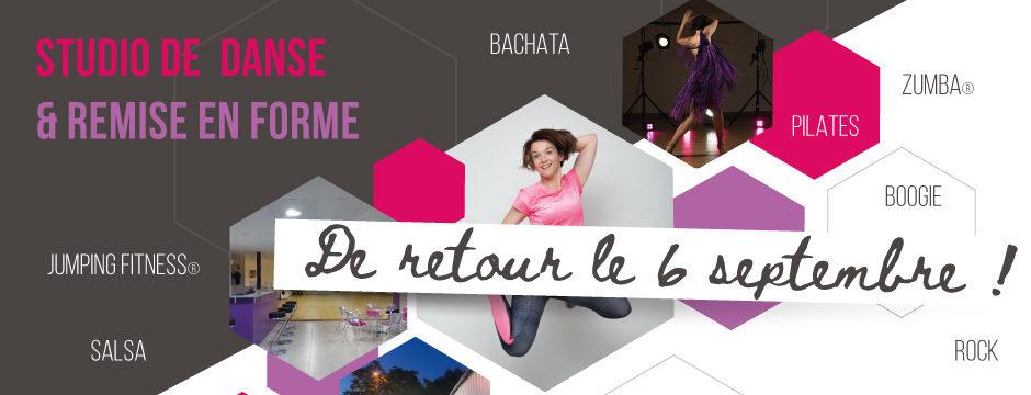 Cours de danse à Angoulême